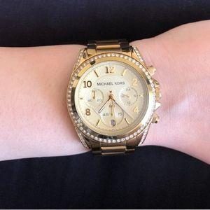 Michael Kors Blair Glitz MK5166 Wrist Watch